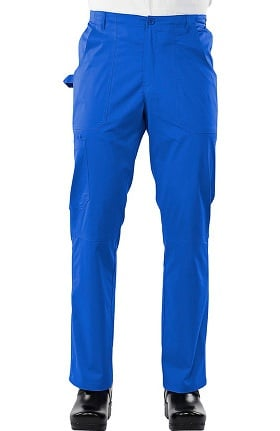 Clearance Safety Weave™ Antimicrobial Stretch Classics by AFS Men's Cargo Scrub Pants