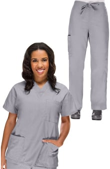 allheart Basics Women's Scrub Set