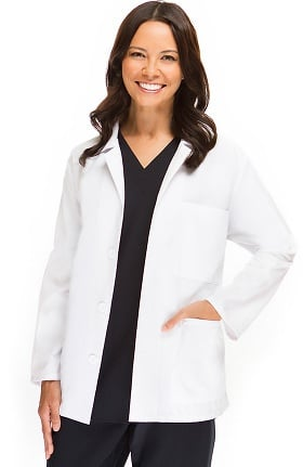 "Basics by allheart Women's 29"" Consultation Lab Coat"