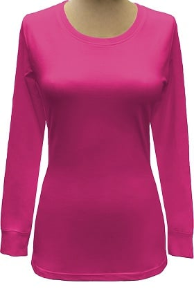 allheart Basics Women's Long Sleeve Underscrub