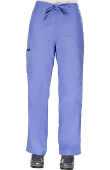 general hospital scrubs: allheart Scrub Basics Women's Cargo Scrub Pants