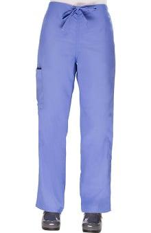 allheart Basics Women's Cargo Scrub Pants