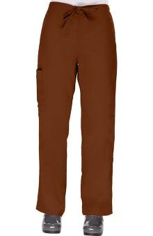 6XL: allheart Scrub Basics Women's Cargo Scrub Pants