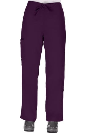 Clearance Basics by allheart Women's Cargo Scrub Pants
