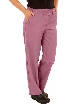 allheart Classics Women's Elastic Waist Pant