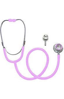 stethoscope ear buds: allheart Discount Pediatric / Infant Stethoscope With Interchangeable Heads Stethoscope