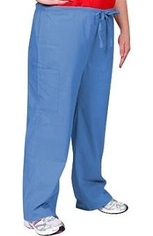 unisex pants: Jasco by allheart Unisex Cargo Scrub Pant