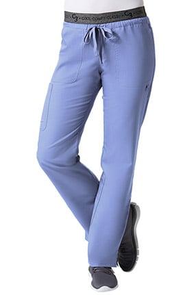C3 Women's COOLMAX® Logo Elastic Waistband Scrub Pant