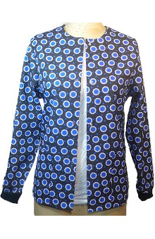 Clearance allheart Basics Women's Follow The Dots Print Jacket