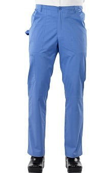 Clearance Avenue Scrubs Men's Antimicrobial Cargo Scrub Pant