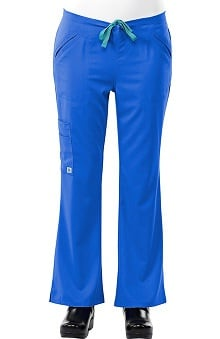Clearance Avenue Scrubs Women's Antimicrobial Flare Leg Scrub Pant
