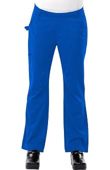Clearance Avenue Scrubs Women's Antimicrobial Cargo Scrub Pant