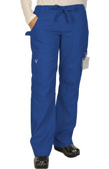 Clearance allheart proheart Basics Protected by VESTEX® Women's Multi Pocket Cargo Scrub Pants