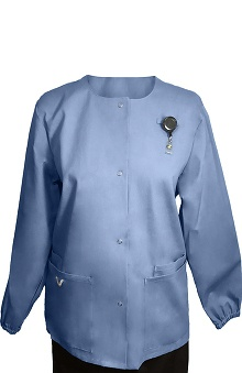Clearance allheart proheart Basics Protected by VESTEX® Women's Solid Scrub Jacket