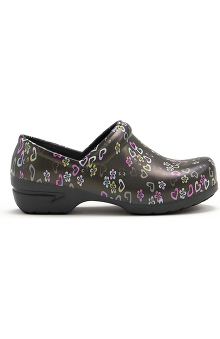 ANYWEAR Women's SR Angel Clog with Anatomical Foot bed