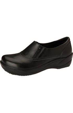 Clearance ANYWEAR Women's Side Zip Clog