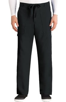 tall: Grey's Anatomy Men's 5-Pocket Cargo Scrub Pants