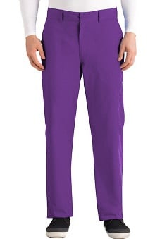 tall: ICU by Barco Uniforms Men's Zip Front Scrub Pant