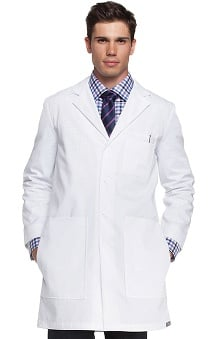 "ICU by Barco Uniforms Men's 37"" 6 Pocket Lab Coat"