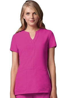 Clearance Signature by Grey's Anatomy™ Women's Notch Neck Top