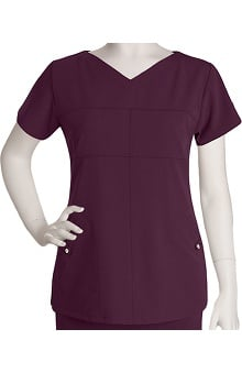 Clearance Signature Series by Grey's Anatomy™ Women's Soft V-Neck Top