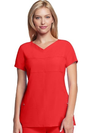 Clearance Signature by Grey's Anatomy™ Women's Soft V-Neck Top