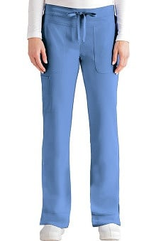 Signature by Grey's Anatomy™ Women's Low Rise Cargo Scrub Pant
