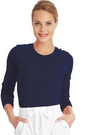 Signature by Grey's Anatomy™ Women's Modal Long Sleeve T-Shirt