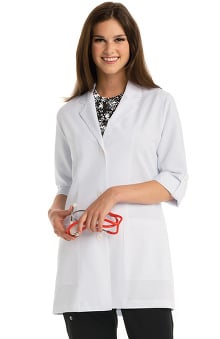 "Signature by Grey's Anatomy™ Women's 31"" Stretch Lab Coat"