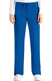 tall: NRG by Barco Uniforms Women's 4 Pocket Scrub Pant with Detail Seam