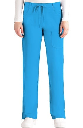 Clearance NRG by Barco Uniforms Women's 4-Pocket with Detail Seam Scrub Pant
