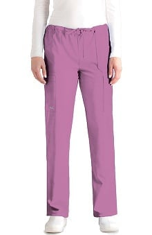 Clearance NRG by Barco Uniforms Women's 4 Pocket Cargo Scrub Pant