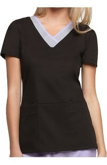 Clearance Active by Grey's Anatomy™ Women's V-Neck Scrub Top