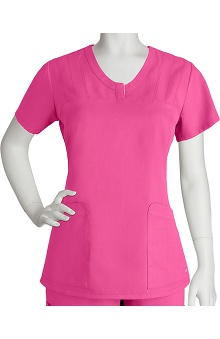 Grey's Anatomy&trade Women's 2 Pocket V-Neck Top