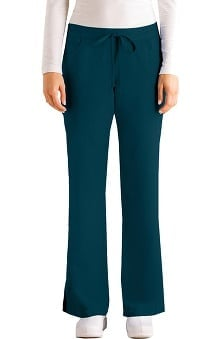 general hospital scrubs: Grey's Anatomy Women's Jr. Fit  5-Pocket Pant
