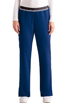 tall: Athletic Collection by Grey's Anatomy Women's Mid Rise Cargo Scrub Pant