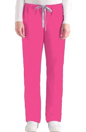 Clearance Grey's Anatomy™ Women's 5 Pocket Straight Leg Pant