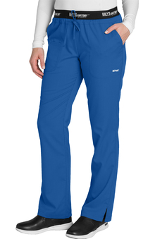 Active by Grey's Anatomy™ Women's Straight Leg Drawstring Scrub Pant