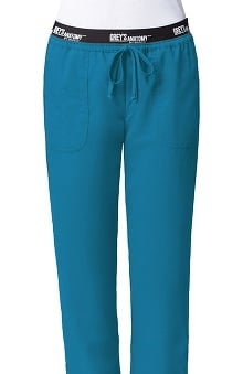 Clearance Active by Grey's Anatomy™ Women's Straight Leg Drawstring Scrub Pant