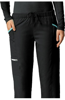 Tall new: Active by Grey's Anatomy Womens Low Rise Cargo Scrub Pant