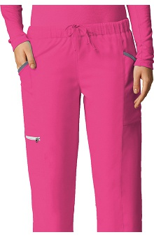 Clearance Active by Grey's Anatomy™ Women's Low Rise Cargo Scrub Pant