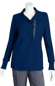 Clearance Grey's Anatomy™ Women's Fitted Rib Cuff Jacket