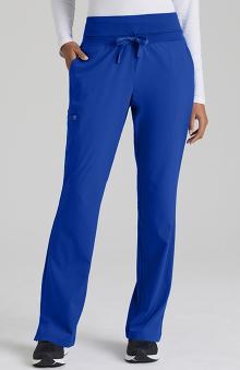 Barco One™ Women's Flare Leg Knit Waistband Scrub Pant