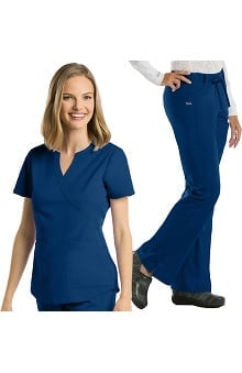 NRG by Barco Uniforms Women's Junior Scrub Set
