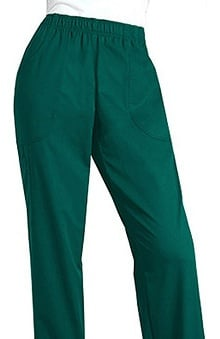 petite: ICU by Barco Uniforms Women's Elastic Waist Pant