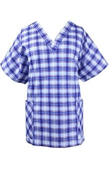 scrubs: Barco Uniforms Women's Wesley Print Scrub Top