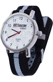 Gifts Accessories new: Grey's Anatomy Unisex Watch