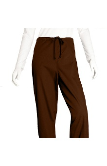 unisex pants: Barco Uniforms Unisex Drawstring Prestige Poplin Scrub Pants