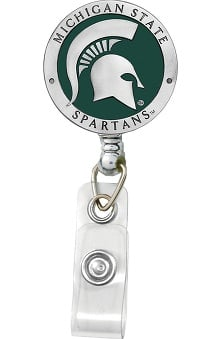 BooJee Beads Large Collegiate Badge Reel