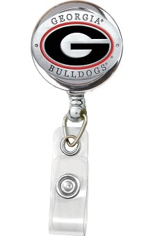 BooJee Beads Small Collegiate Badge Reel